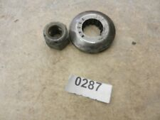 40 HP Mercury outboard thrust washer propeller prop nut 287