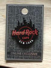 HARD ROCK CAFE NEW YORK  CITYSCAPE LOGO SERIE PIN