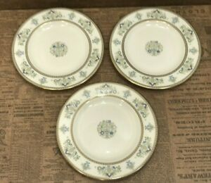 "Minton Henley 6 1/2""  Bread & Butter Plate - Set of 3"