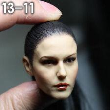 "Kumik 1/6 Scale Female Girl Woman Sculpt Head Carving KM13-11 F 12"" Body Figures"