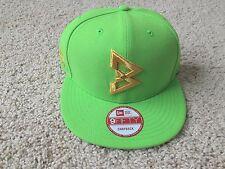 New Era BEAST MODE snapback cap hat men green