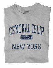 Central Islip New York NY T-Shirt EST