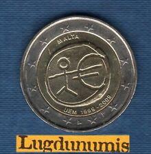 2 euro Commémo Malte 2009 EMU UME SUP SPL Malta