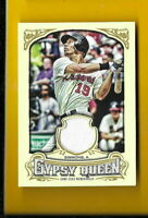 D6246 ANDRELTON SIMMONS 2014 GYPSY QUEEN BRAVES JERSEY CARD