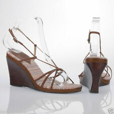 River Island Synthetic Leather Upper Wedge Heels for Women