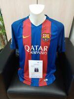FC Barcelona Trikot, Coutinho signiert, Autogramm, Neu, Spanien, La Liga Größe L