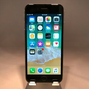 Apple iPhone 6S 32GB Space Gray Straight Talk Very Good Condition