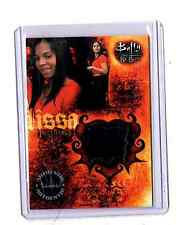 "Buffy ""Big Bads"" PW7  Lissa costume card"