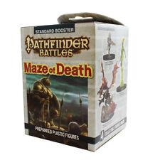 D&D Pathfinder Battles: Maze of Death Miniatures Booster Box, NEW