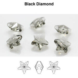 Genuine SWAROVSKI 5714 Star Crystal Beads * Different Colors & Sizes