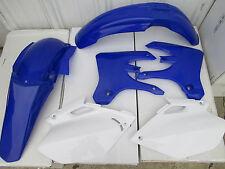 POLISPORT BLUE  PLASTIC KIT YAMAHA YZ250F YZ450F YZF250 YZF450  2003 2004 2005