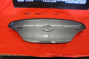 2013 HYUNDAI GENESIS COUPE R-SPEC OEM FACTORY TRUNK LID COVER ASSY #5032