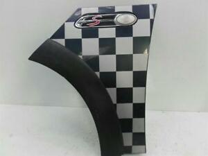 FRONT WING MINI Mini 2001 To 2008 Cooper S Checkmate BLUE  DRIVERS SIDE 7344740