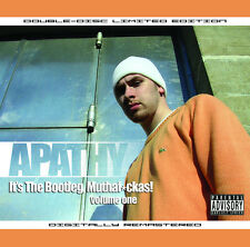 APATHY It's The Bootleg, Muthaf--kas! Vol. 1 (2CD) DEMIGODZ ARMY OF THE PHARAOHS