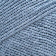 King Cole BAMBOO Cotton DK Knitting Wool / Yarn 100g - 619 Denim