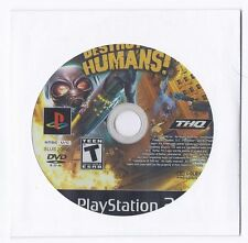 Destroy All Humans (Sony PlayStation 2, 2005)