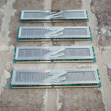 Computer Hardware - OCZ Platinum Revision, 1GB, DDR2 SDRAM, 4 Modules