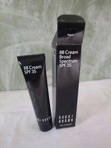Bobbi Brown SPF 35 BB Cream - 1.35oz  Color Natural-hydrates, brightens, repairs