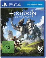 Horizon: Zero Dawn  Ps4 (Sony PlayStation 4) NEUWARE