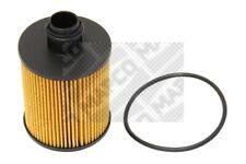 MAPCO Ölfilter 64712 Filtereinsatz für OPEL ZAFIRA ASTRA CHEVROLET INSIGNIA P12