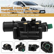 1336.Z0 Thermostat Housing Coolant For Peugeot 206 207 307 308 1007 1.4 & 1.6