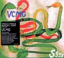 VCMG - Ssss (NEW CD)