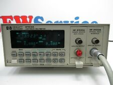 AGILENT HP KEYSIGHT Ligthware Multimeter HP8153A