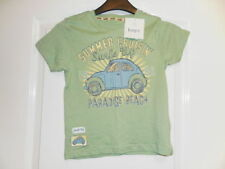 TU 100% Cotton Short Sleeve Other Boys' T-Shirts & Tops (2-16 Years)