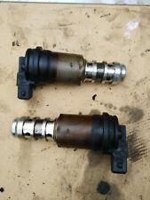 BMW e46 e90 e87 n42n46 vvt vanos valve tronic solenoid pair