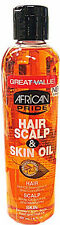 African Pride Olive Miracle Growth Oil MAXIMUM Strengthening 237ml