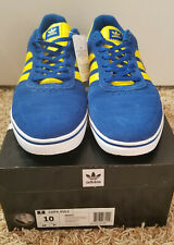 07003b0bf0549c adidas Yellow Suede Athletic Shoes for Men
