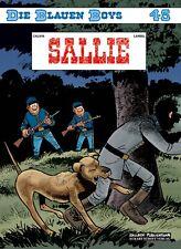 Die blauen Boys 45 - Sallie - Comic - Salleck - deutsch - Neuware - 2019 -