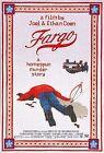 Внешний вид - FARGO (1996) ORIGINAL MOVIE POSTER  -  ROLLED
