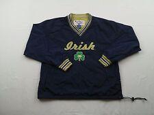 NWT Champion Mens Notre Dame Fighting Irish Jacket Medium NCAA Windbreaker Coat