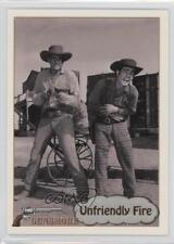 1993 Pacific Gunsmoke #59 Unfriendly Fire Non-Sports Card 0b6
