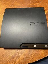 Sony PlayStation 3 - Slim 160GB Black Home Console - Console Only