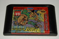 Asterix and the Great Rescue Sega Genesis Video Game Cart