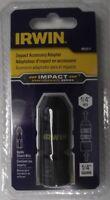"IRWIN 1869511 Impact Accessory Adapter 1/4"" x 1/4"""