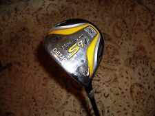 Cobra S9-1 F Speed 3 wood, STiff Graphite  W/HC.  Lefty!!!!!!!!!!!!!!