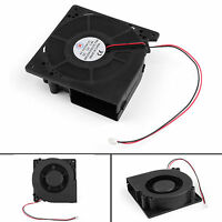Blower Fan CPU Cooling Computer Sleeve 12V 0.4A 12032s 120x120x32mm 2Pin Wire US
