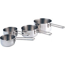 Measuring Cups - Stainless Steel ,Set Of 4 Cups