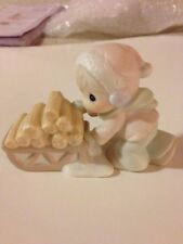 Precious Moments Sugar Town Donny Christmas Collection