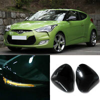 Oem Genuine Parts Side Mirror Cover LH RH for HYUNDAI 2011-2017 Veloster / Turbo