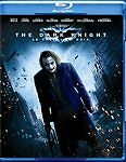 The Dark Knight (Blu-ray Disc, 2010, 3 Disc Set) - Christian Bale, Heath Ledger