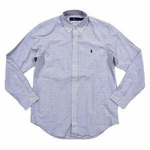 Polo Ralph Lauren Mens Shirt Buttondown Long Sleeve Collar Top S M L Xl New Nwt