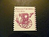 USA 1982 #1904 Transportation Issue Coil Plate # Single MNH - See Description