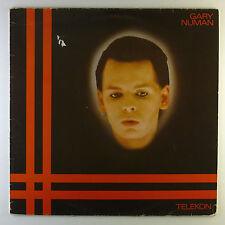 """12"""" LP-Gary Numan-telecomunicazione-l5033c-Slavati & cleaned"""