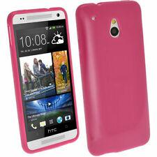 Custodie preformate/Copertine rosa per HTC One mini