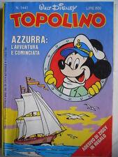 Topolino n°1441 [G.276] - BUONO –