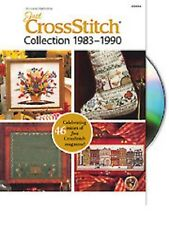Just Cross Stitch 1983-1990 Collection DVD - 46 Issues - New